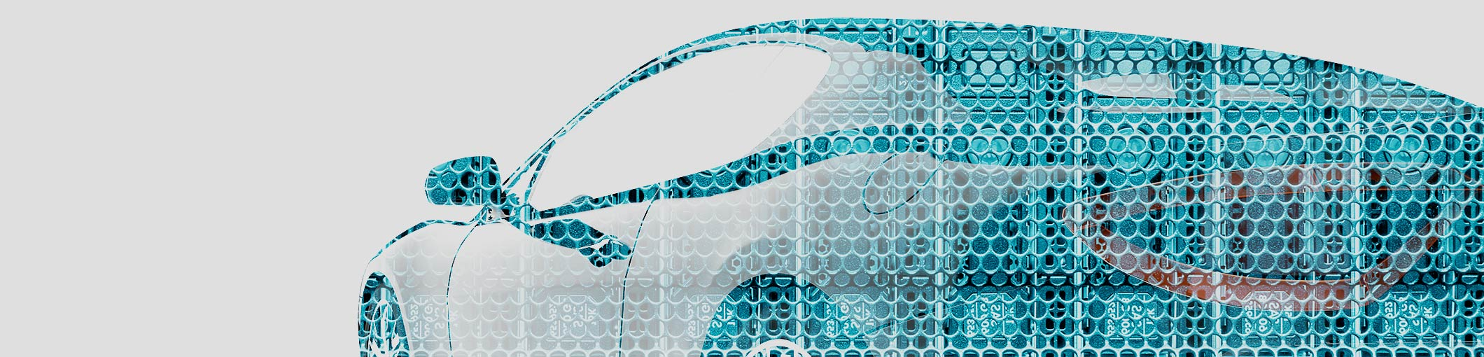 Centralized automotive security views data from both ends